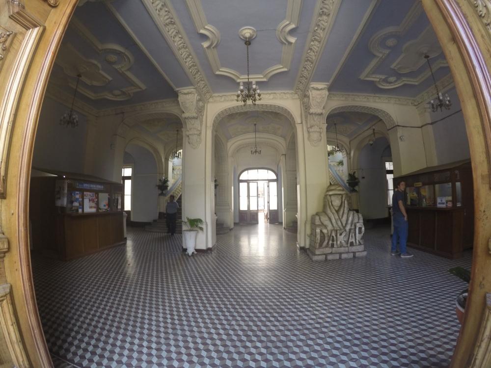 Entrada da Prefeitura
