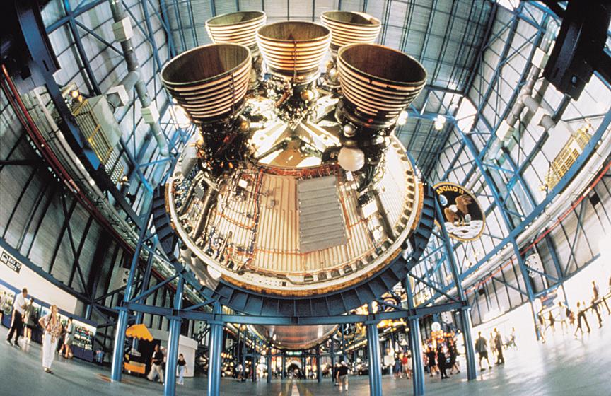 Apollo/Saturn V Center #2