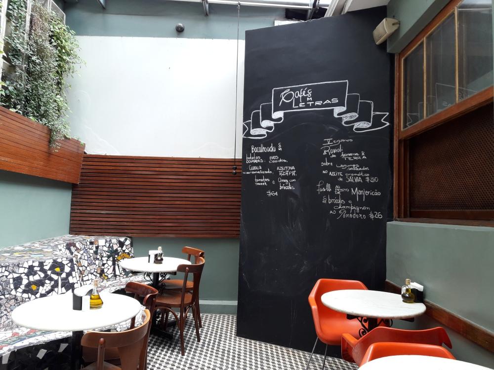 Café com Letras Belo Horizonte BH Minas Gerais (2)